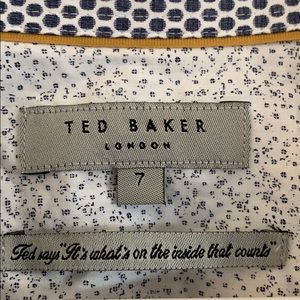 Men's Ted Baker shirt